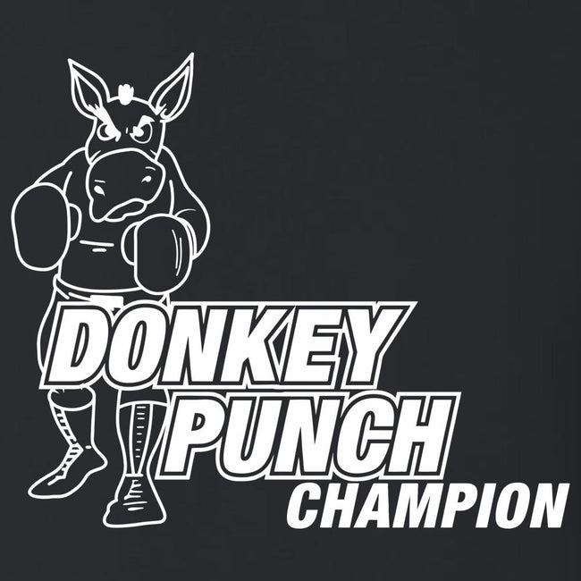 Donkey Punch Champion, [product_type} - Calico_Ink