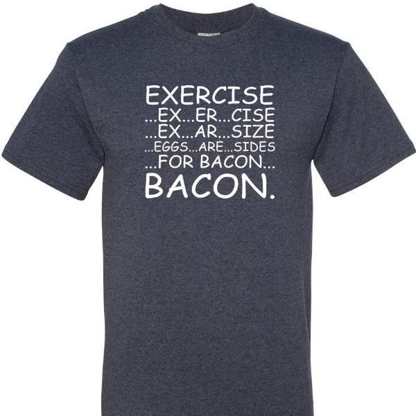 Exercise Bacon, [product_type} - Calico_Ink