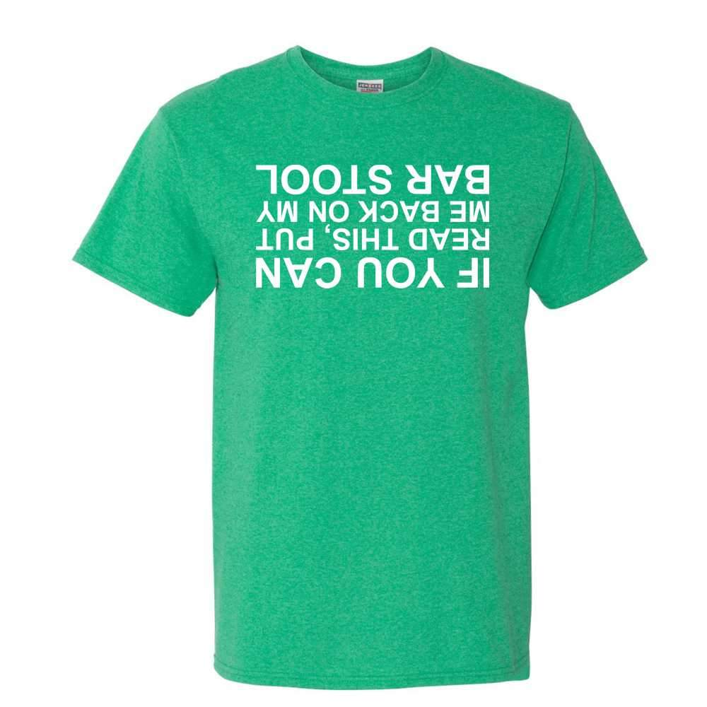 If You Can Read This, St Patrick's Day T Shirt
