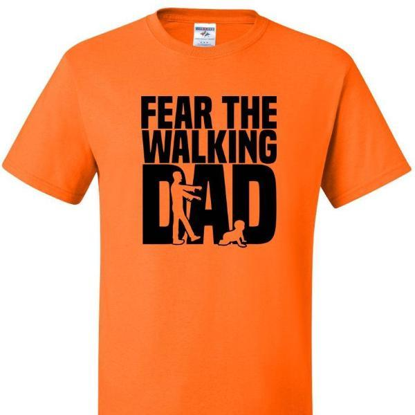 FEAR The Walking DAD, [product_type} - Calico_Ink