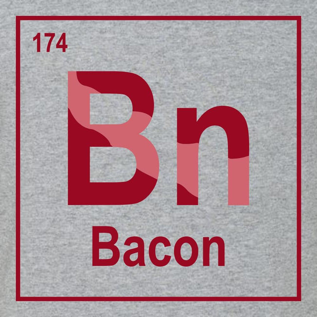 Element Of Bacon T Shirt Short Sleeve T-Shirt Calico Ink