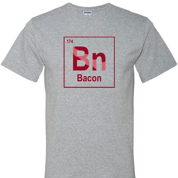 Element Of Bacon T Shirt, by calico_ink