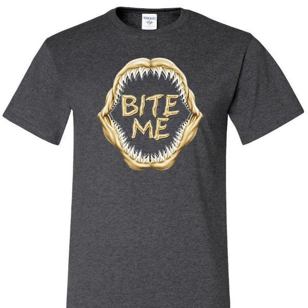 Bite Me (Shark Teeth), [product_type} - Calico_Ink