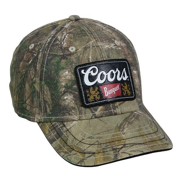 Coors Realtree Xtra® Hats Outdoor Cap