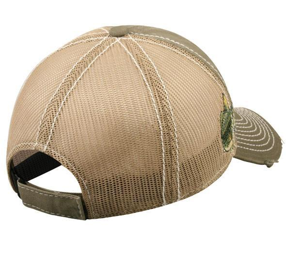 Bucket Mouth Fishing Hat Olive/Khaki, [product_type} - Calico_Ink
