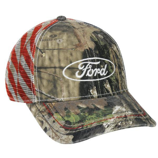 Ford Mossy Oak® Break-Up Country® Hats Outdoor Cap