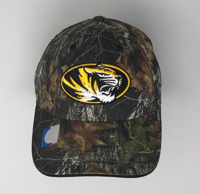 Mossy Oak Mizzou Tigers Hat
