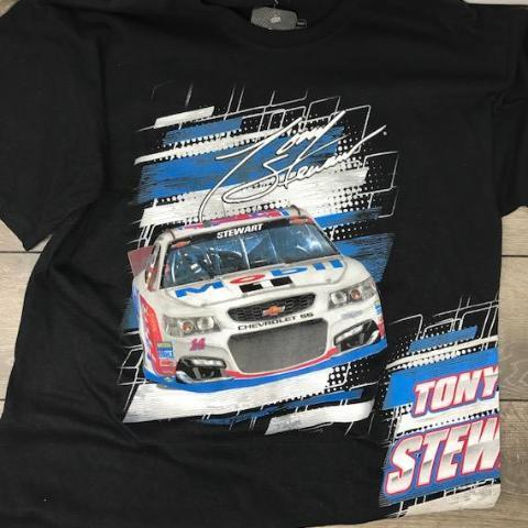 Licensed Tony Stewart T Shirt