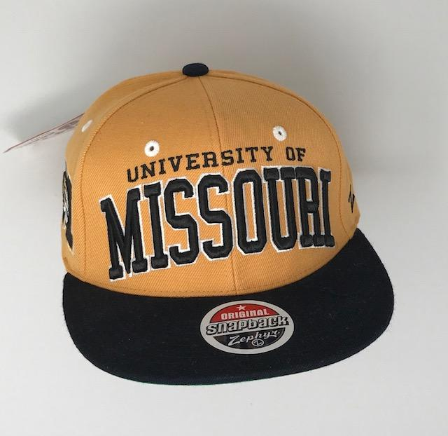 University Of Missouri Hat Hats Calico Ink