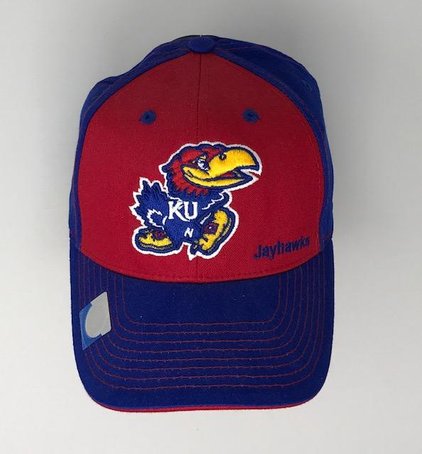 KU Jayhawks Hat 3 Hats Calico Ink