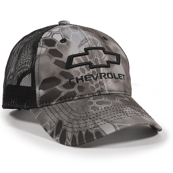 Calico Ink Chevy Krptek hat front