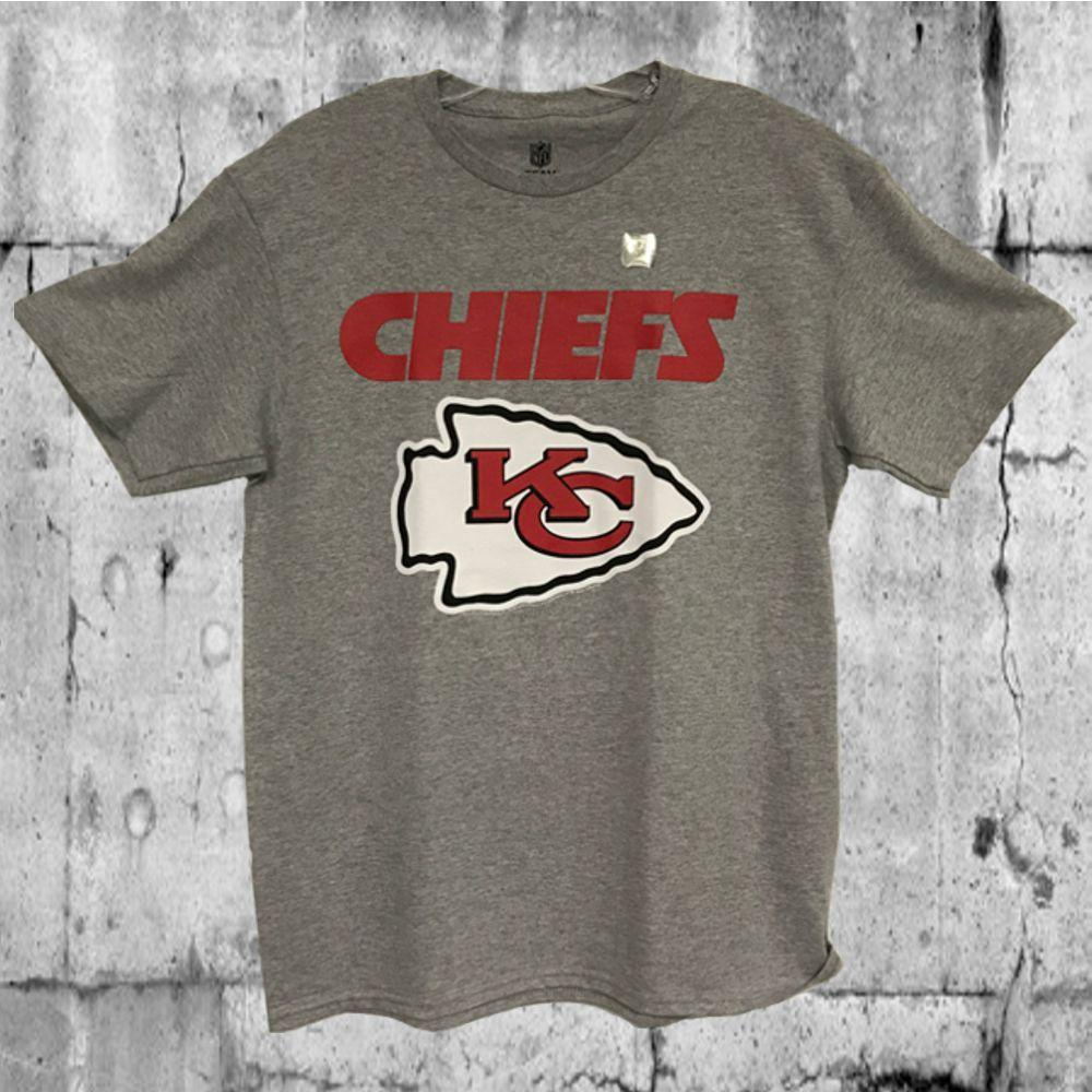 KC Chiefs T Shirt Short Sleeve T-Shirt Calico Ink