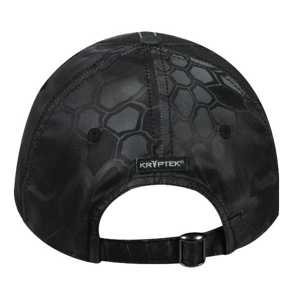 Calico ink Spartan Kryptek Typoon hat back