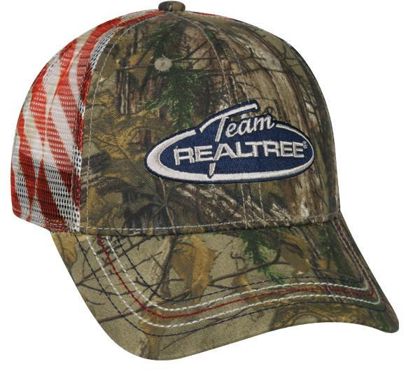 Team Realtree Xtra® / White, [product_type} - Calico_Ink