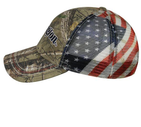 Remington Realtree Xtra®Flag Hat, [product_type} - Calico_Ink