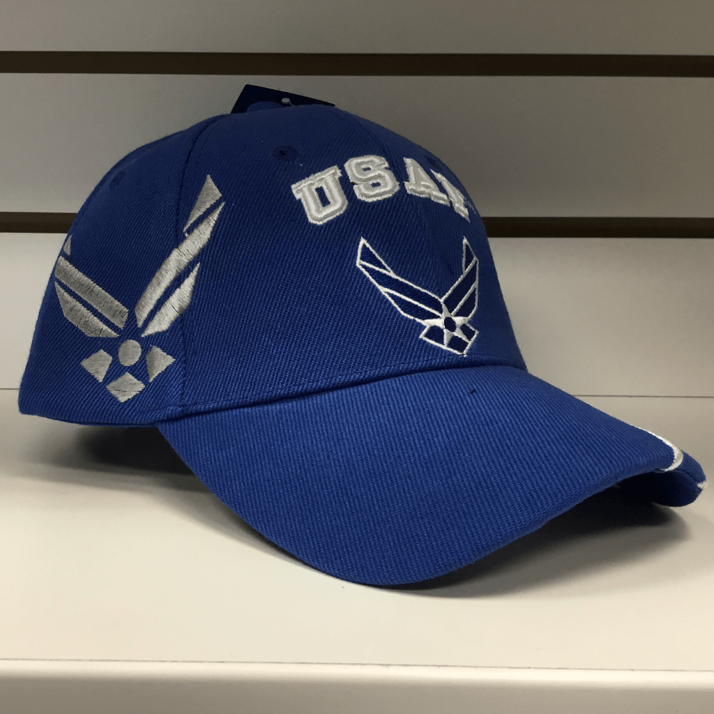 USAF Hat Royal Blue Hats Calico Ink