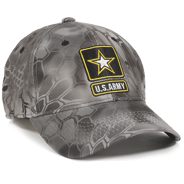Calico ink Army Kryptek Hat