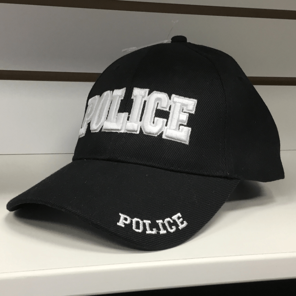 Looks - How to police a wear hat video