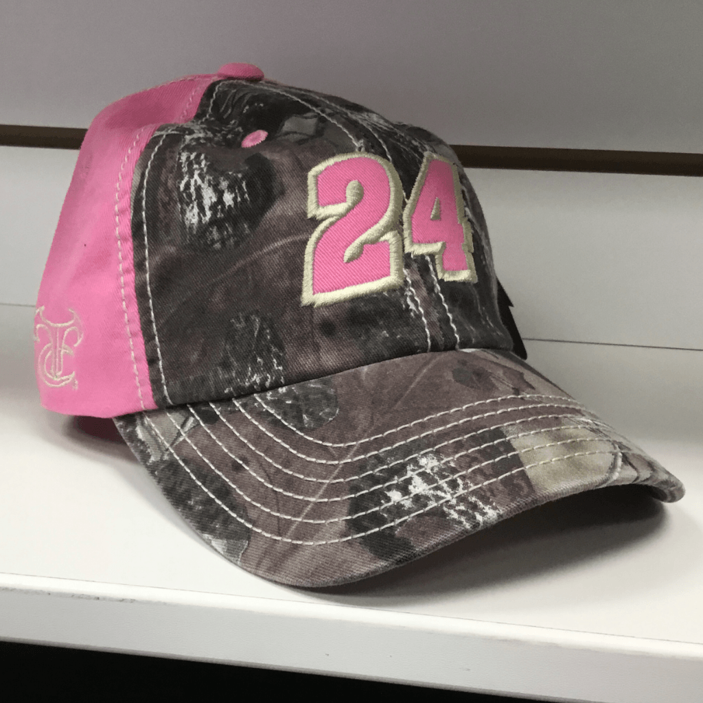 Jeff Gordon 24 Ladies Hat