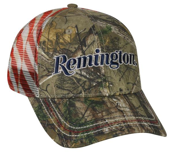 Remington Realtree Xtra® American Flag Hat