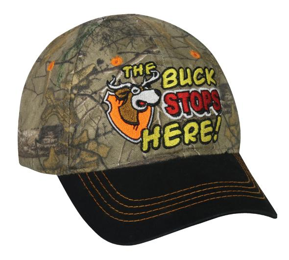 Toddler The Buck Stops Here Hat