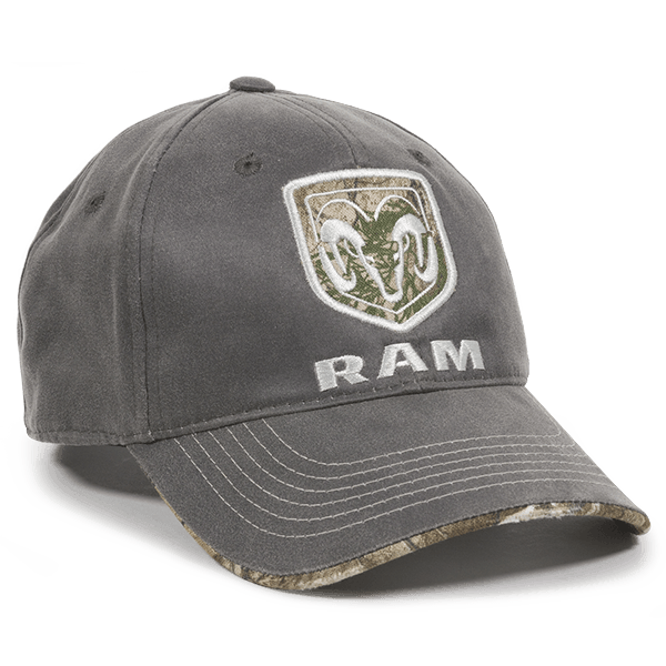 Calico Ink Dodge Ram Realtree Edge Hat