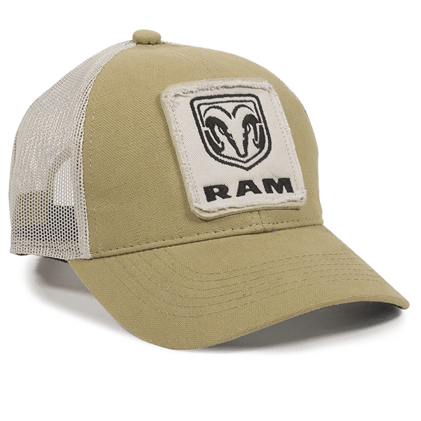 Calico Ink Dodge Ram Hat