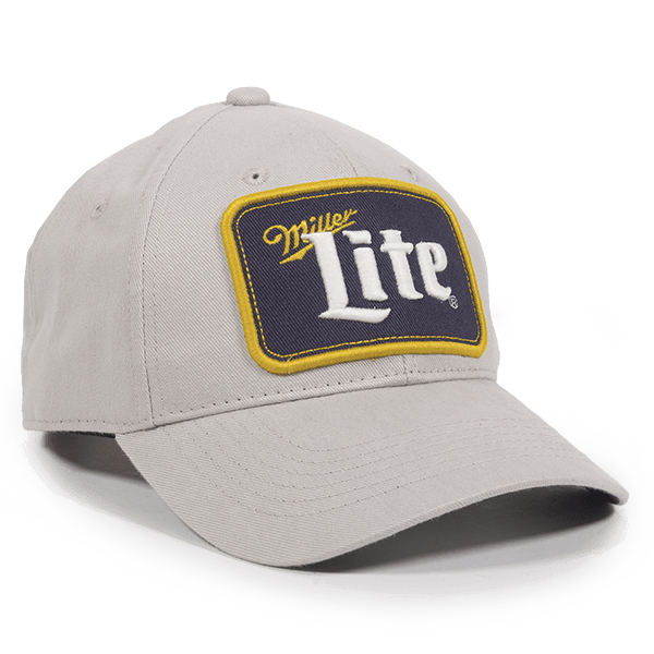 Miller Lite Beer Hat Hats Outdoor Cap