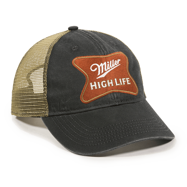 Miller High Life Beer Hat Hats Outdoor Cap