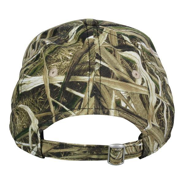 Youth Hat Mossy Oak® Shadow Grass Blades® Ducks Unlimited® Edition, [product_type} - Calico_Ink