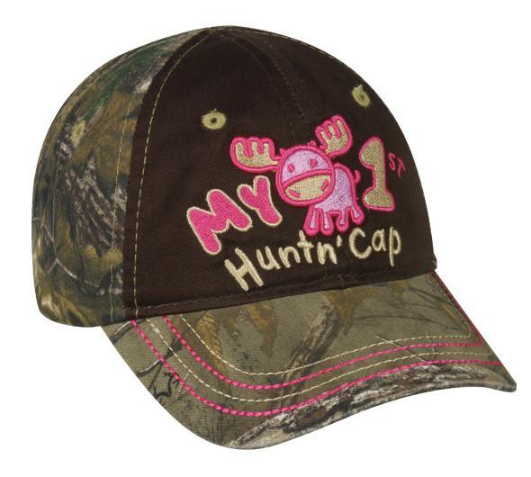 First Hunting Hat Realtree Xtra®, [product_type} - Calico_Ink