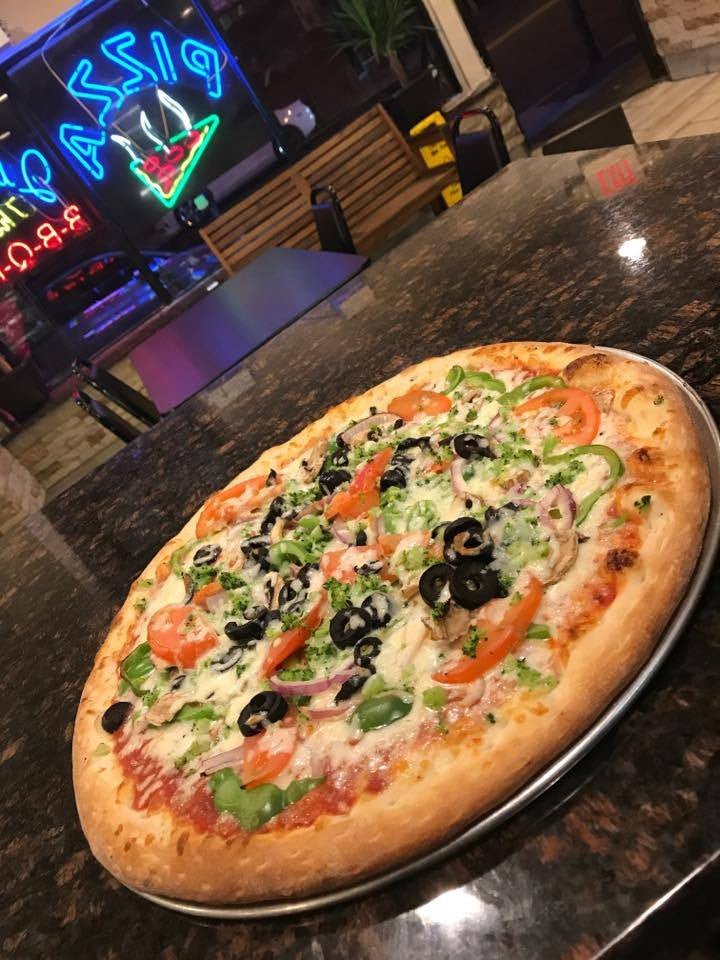 Vegetable Supreme Pizza
