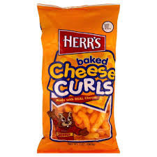 Cheese Curls