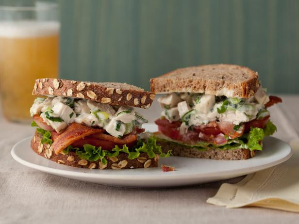 Chicken Salad Sandwich/Club