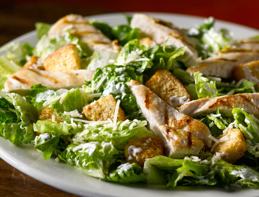 Chicken Ceazer Salad