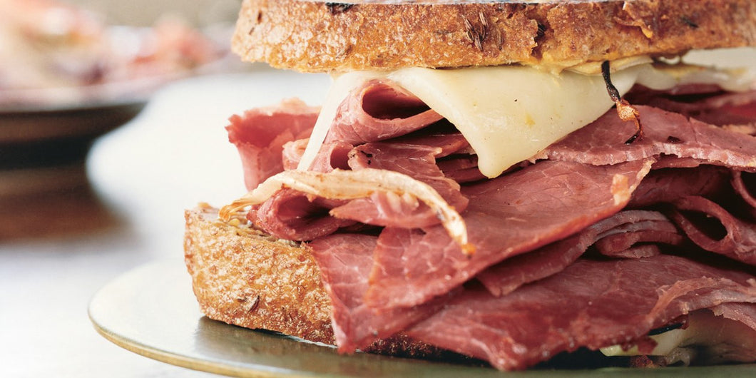 Corned Beef Sandwich/Club