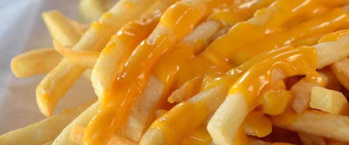 Cheese Wiz Fries
