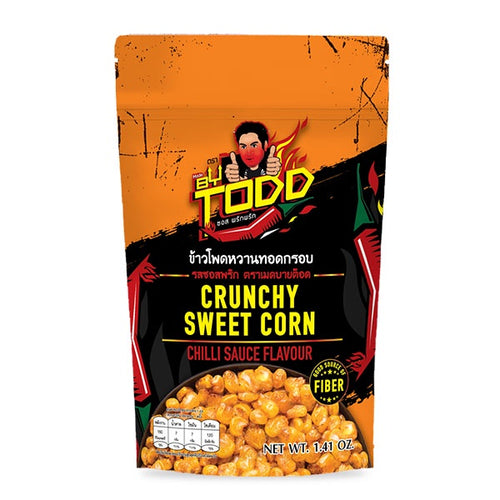 Made By Todd - Cruchy Sweet Corn - Chilli Sauce Flavor