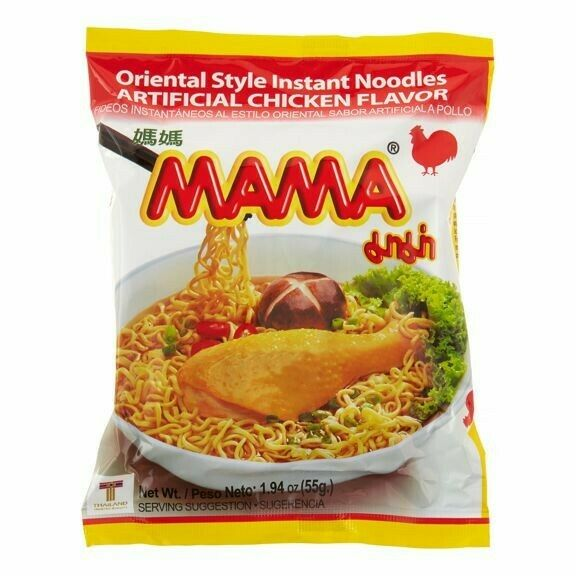 Mama - Chicken Noodles - มาม่ารสไก่