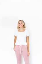 LIGHT ROSE WOMENS JOGGERS
