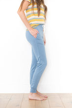 DUSTY BLUE WOMEN JOGGERS