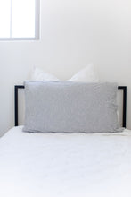 HEATHER GREY PILLOW CASE