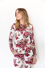 IVORY ROSE - LONG SLEEVE