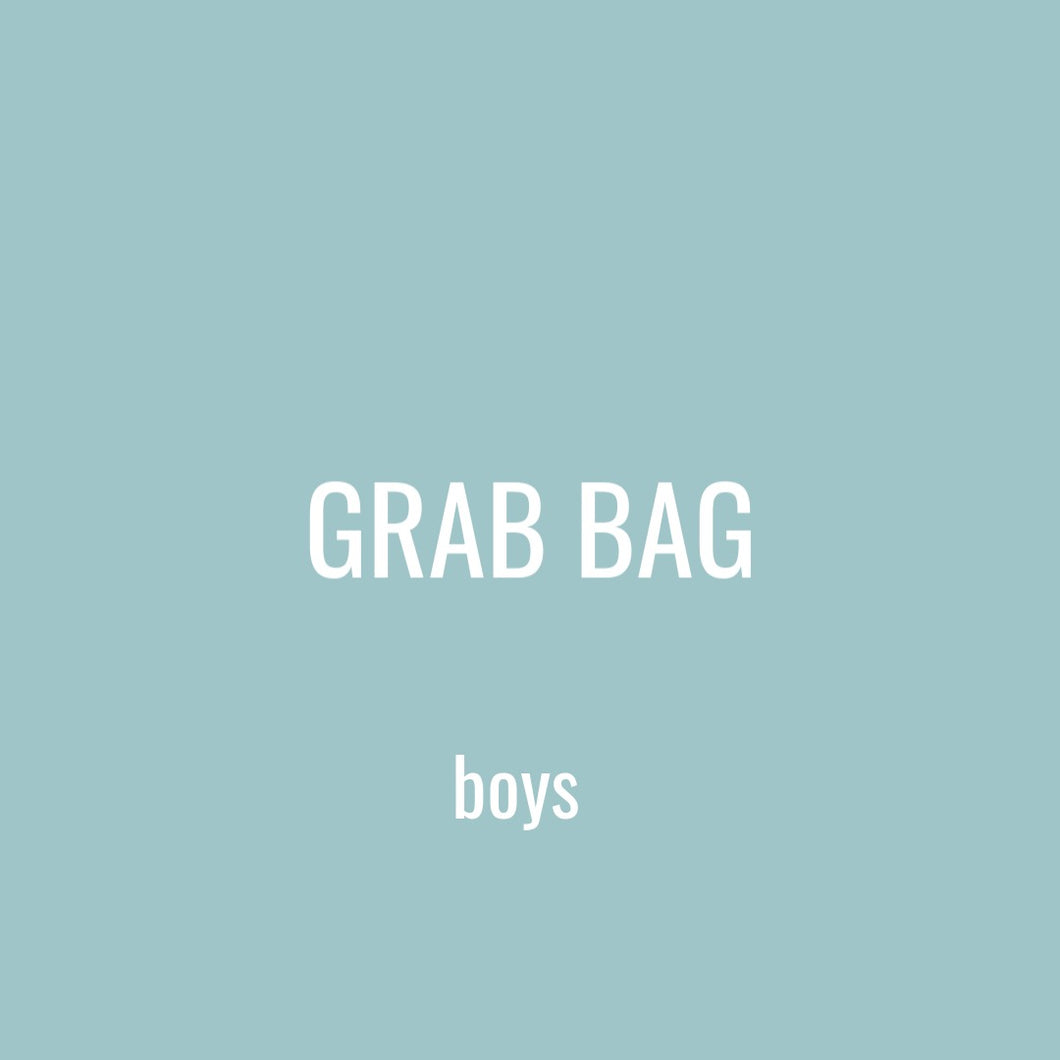 BEANIE GRAB BAG - BOY
