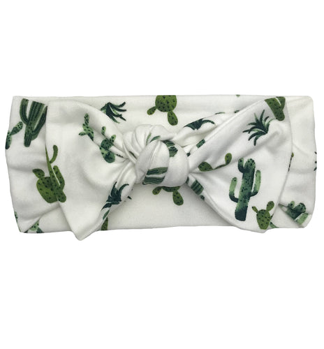 ARIZONA GREEN (WHITE) BOW
