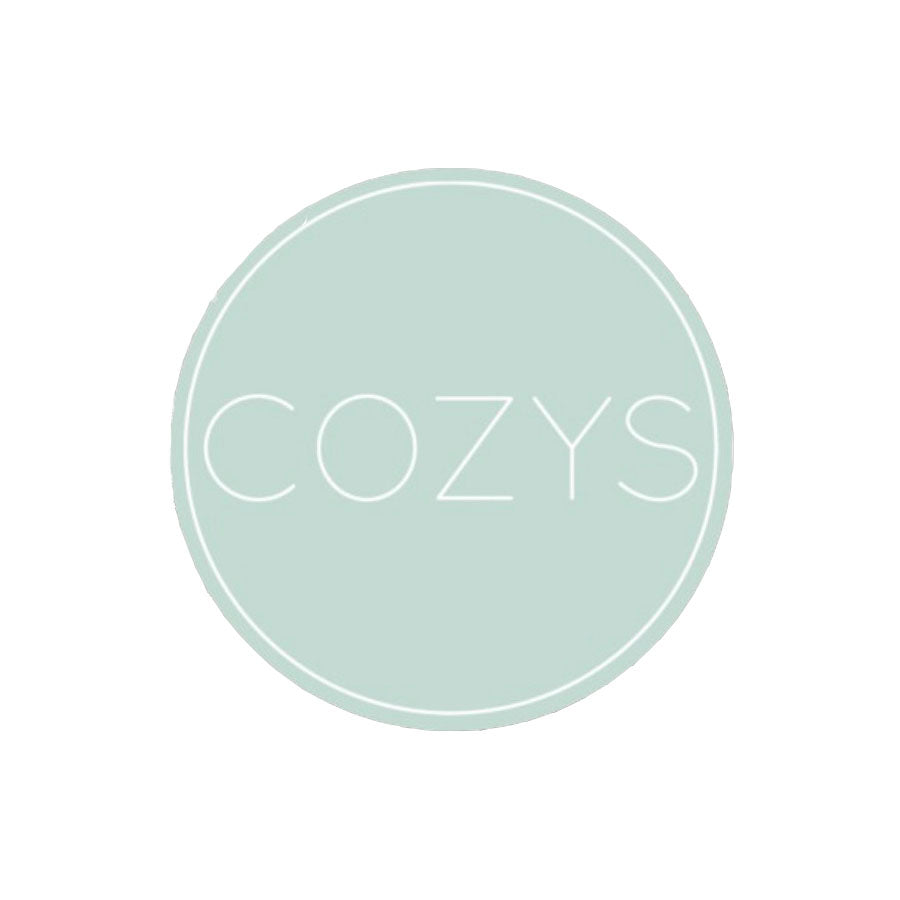 COZYS STICKER - MINT GREEN