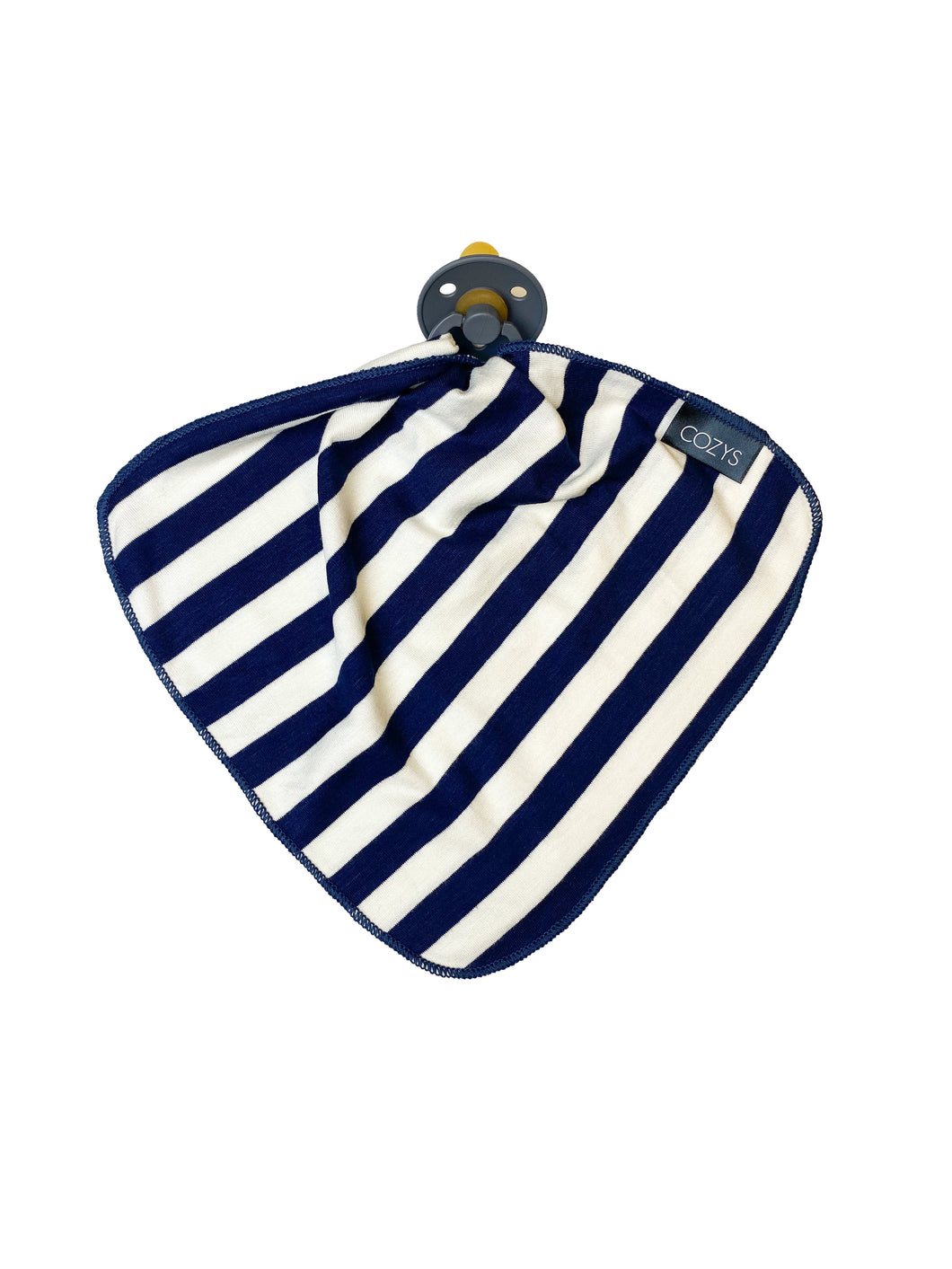 LOVIE - NAVY + WHITE STRIPE