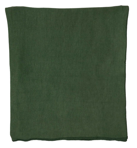 ARMY GREEN SOLID SWADDLE