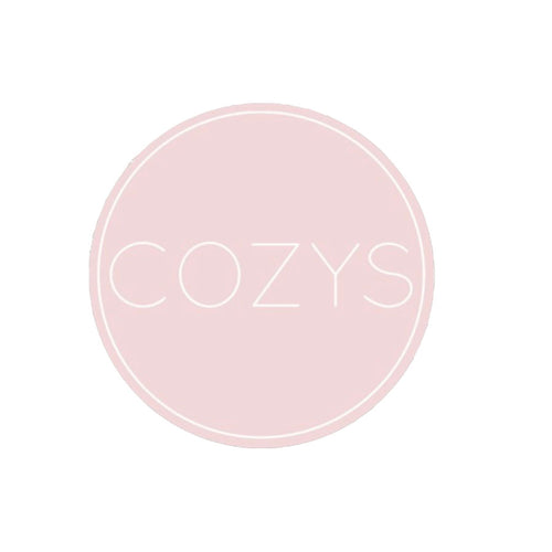 COZYS STICKER - PINK