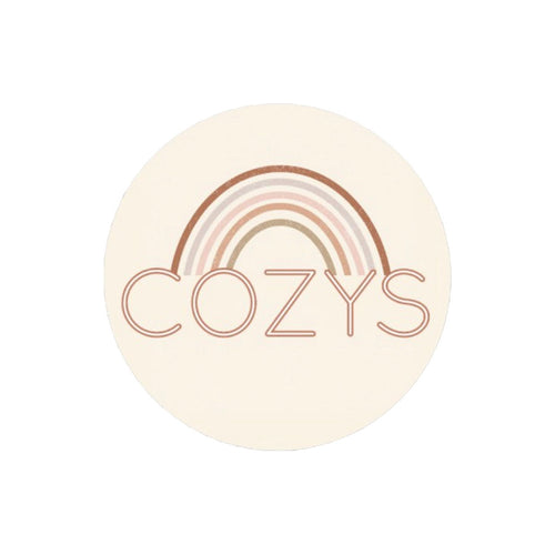 COZYS STICKER - RAINBOW